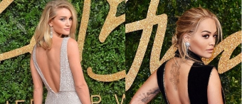 Блистательные украшения на British Fashion Awards