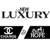 Тенденция new luxury