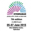 Hyderabad Jewellery, Pearl & Gem Fair - 2015