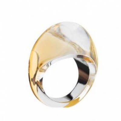 GOURMANDE GOLD RING